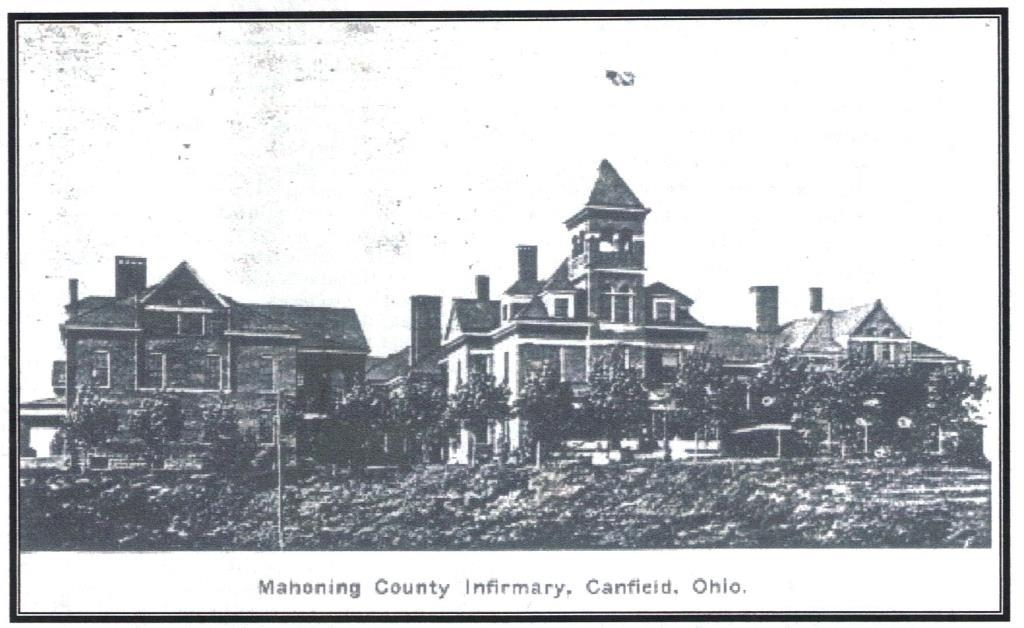 History of Canfield