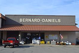 BERNARD DANIELS
