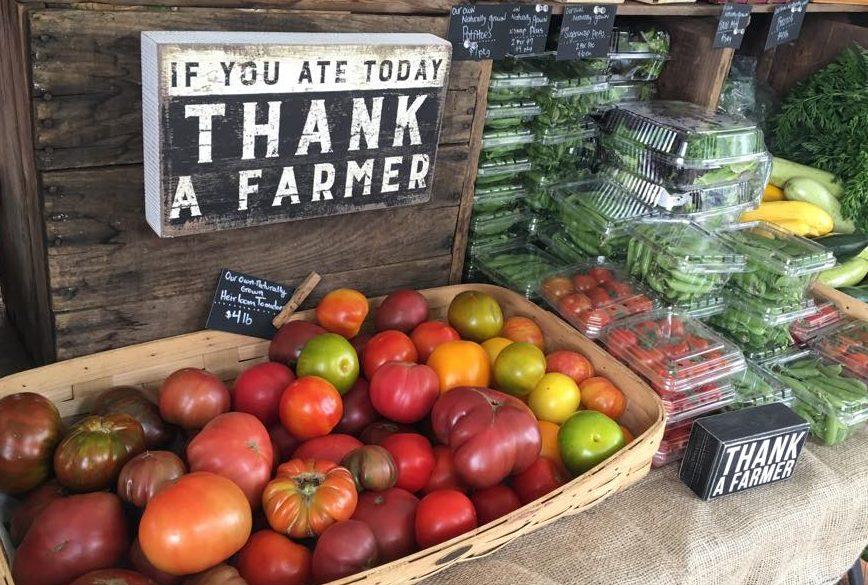 Farmer's Market Landing Image