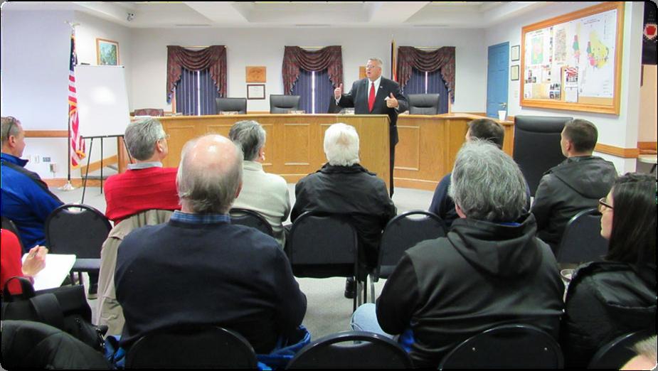 Mayor's Business Forum