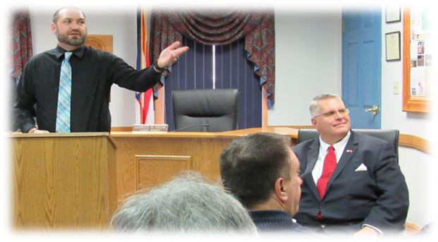 Mayor's Business Forum Wade