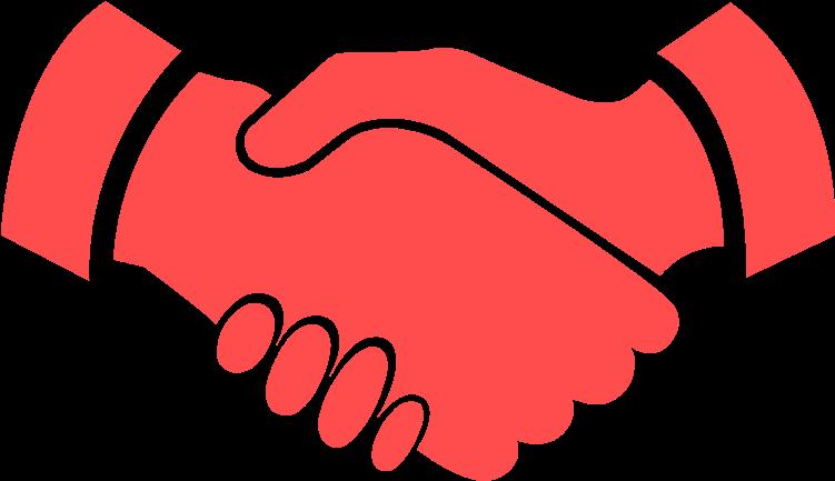 Partnership HAnds shaking