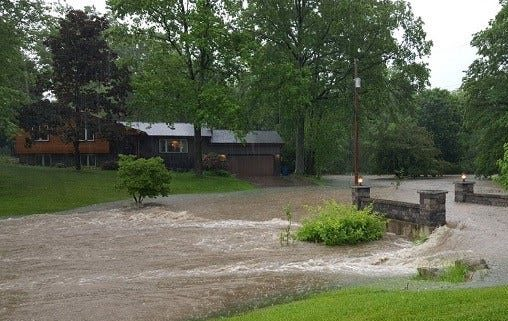 glenview flood
