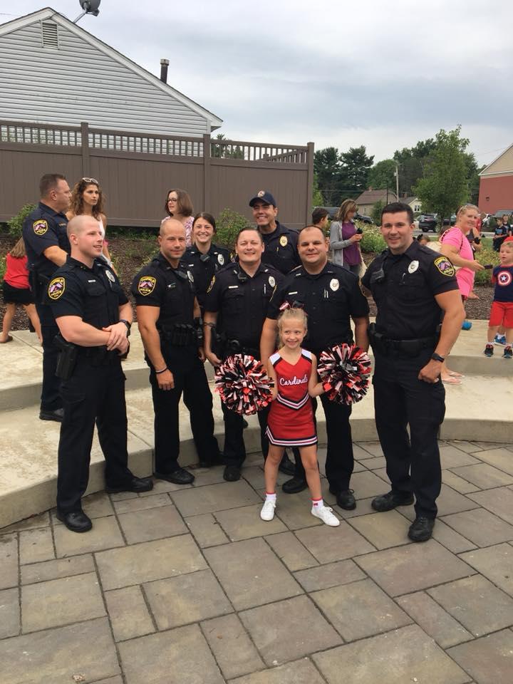 CPD lil cheerleader